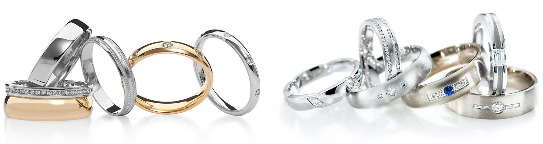 white rings